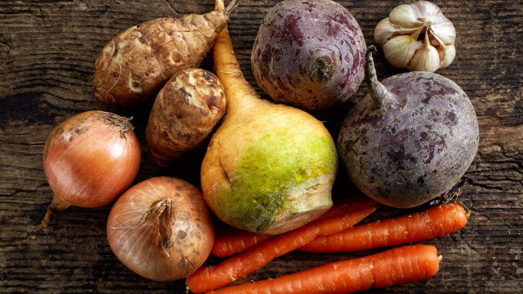 Gemüse für Menschen ab 65, Corona-Ernährung für ältere Menschen