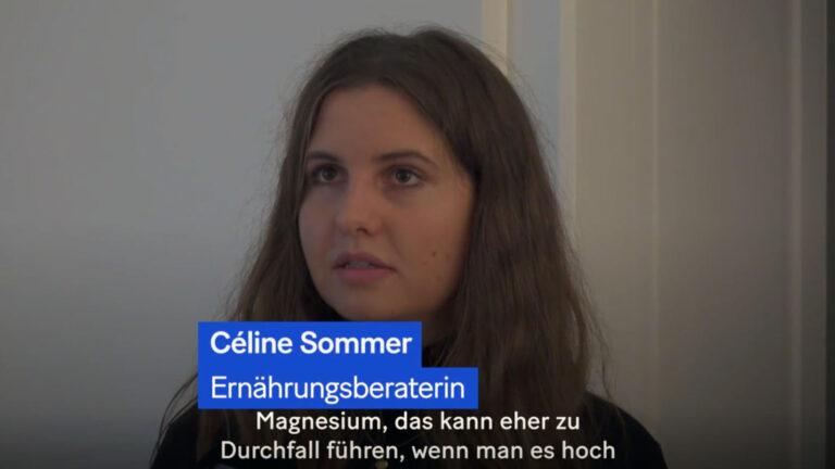Mit Vitamin-Präparaten gegen Corona? Céline Sommer vom Ernährungszentrum gibt Auskunft.
