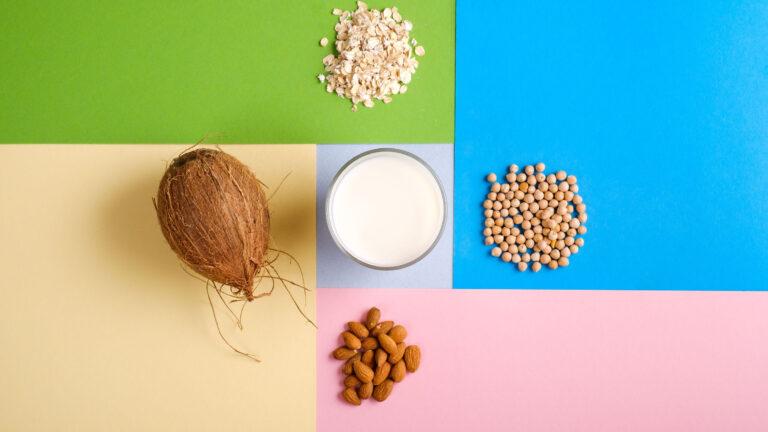 Sind Milchalternativen für Senioren gesund?