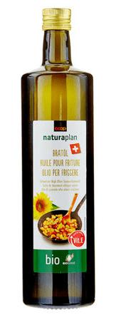 Naturaplan Bio Sonnenblumen Bratöl